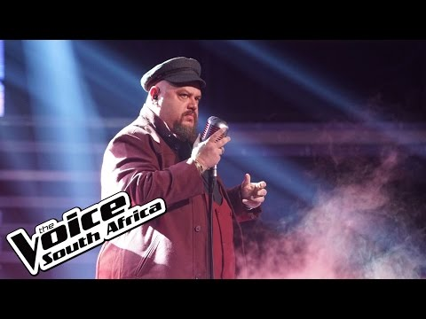 Fatman - Kaptein | The Live Show Round 1 | The Voice SA