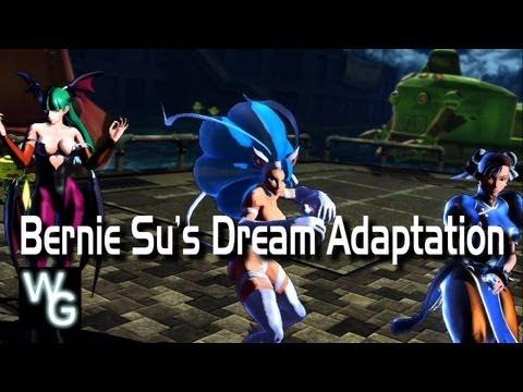 Bernie Su Adaptation  Talkin' Over Games