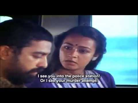 Kamal Hassan`s(Sathya) confession in Sathya(1988)