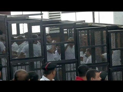 La justice égyptienne critiquée par la communauté internationale