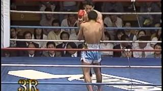 大江慎 vs 阿部多加志 - Makoto Oe vs Takashi Abe