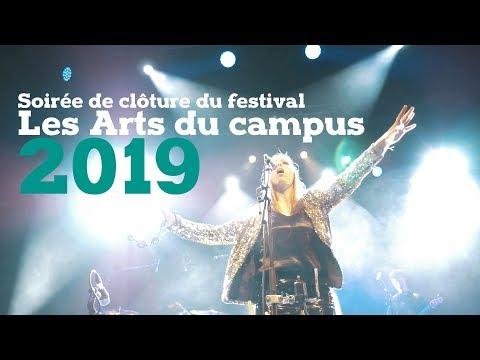 Concert de clôture du Festival Les arts du campus  - JACES 2019