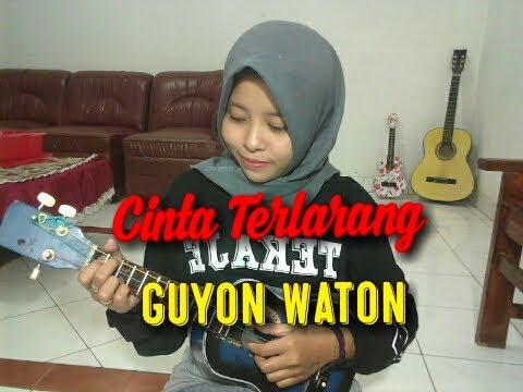 Cinta Terlarang - Guyon Waton cover kentrung by ajeng_jenggleng