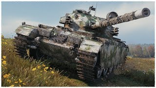 Centurion Action X • Did All the Dirty Work • WoT Gameplay