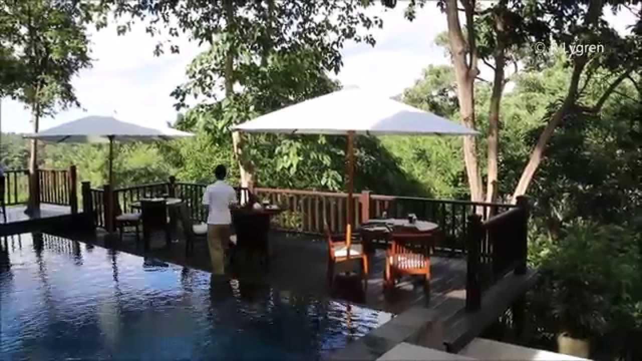 Kayumanis Private Villa Spa Ubud Bali Youtube