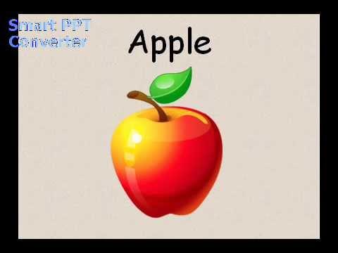 Basic English Vocabulary 15: Fruits