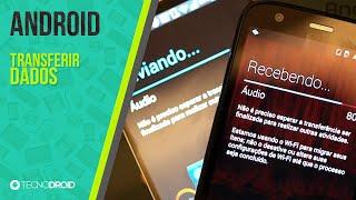 Como transferir seus dados para um novo celular Android