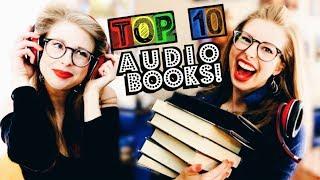 TOP 10 BEST AUDIO BOOKS