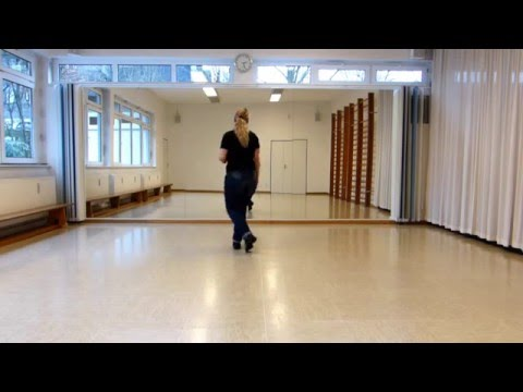 Black Coffee Line Dance Steps