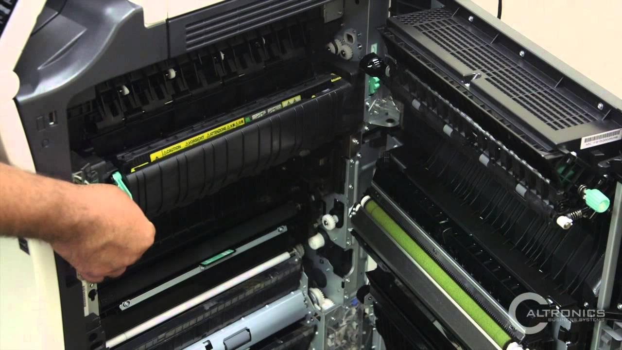Konica Minolta bizhub C35P Printer PCL Driver Windows 7