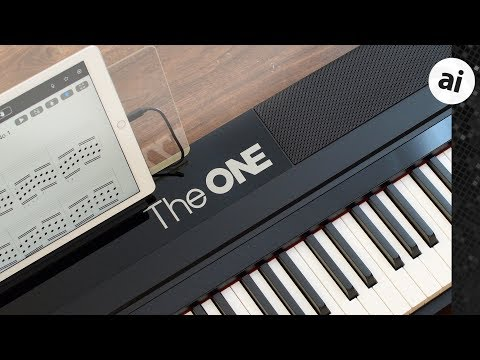 Light Up Keys & iPad Integration Help Beginners or Professionals: The ONE Smart Keyboard Review