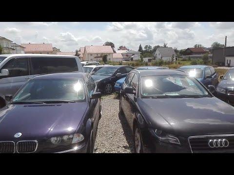 Цены на автомобили  в Германии 2016 (1 серия)