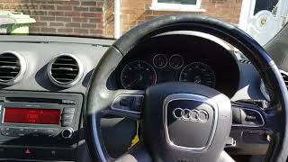 Audi A3 1 6TDI misfiring, limp mode and DPF light on  P2463 and P0202   PLEASE READ DESCRIPTION!