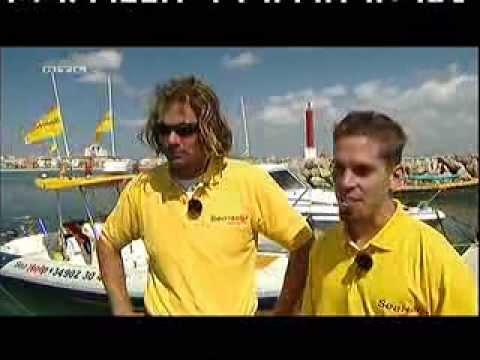 SeaHelp Balearic im TV 2009
