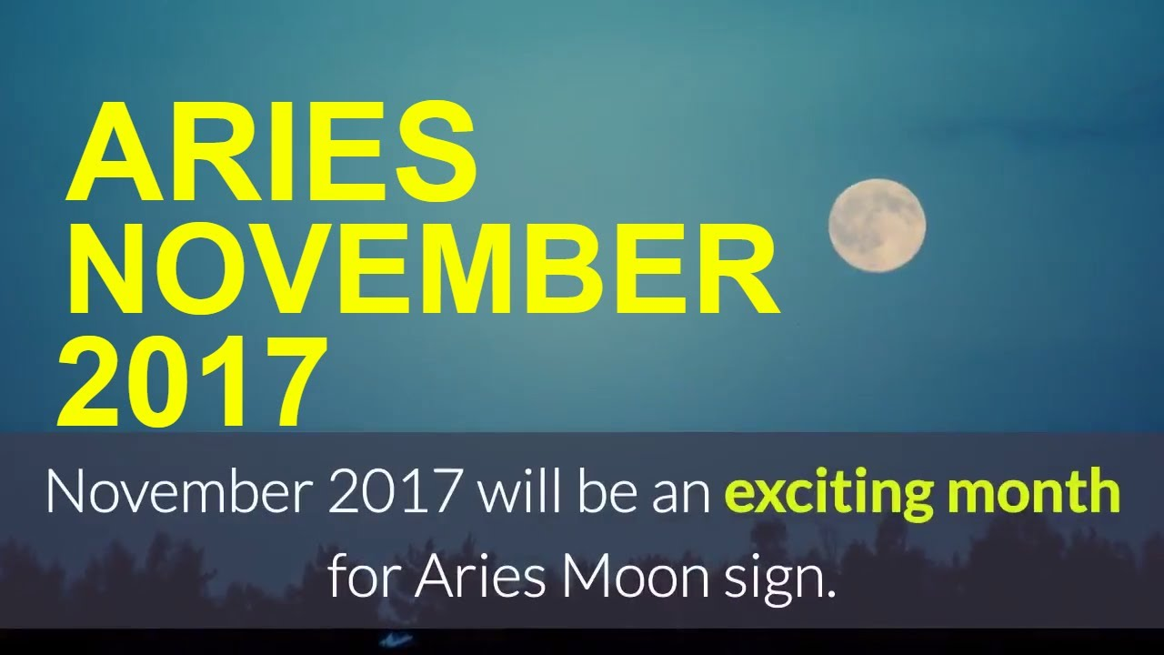 aries moon sign monthly horoscope