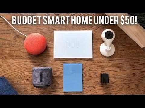 Top Budget Smart Home Tech Under $50!