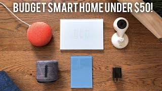 Top Budget Smart Home Tech Under $50!