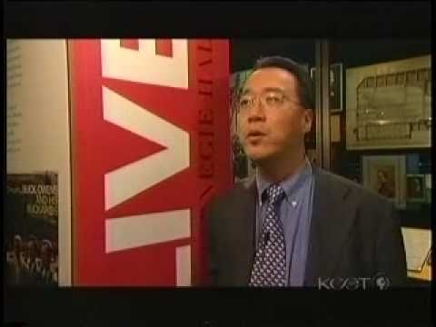 Yo Yo Ma Peter Jennings Carnegie Hall interview and Don Quixote 1 / 6