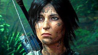 SHADOW OF THE TOMB RAIDER All Cutscenes Full Movie