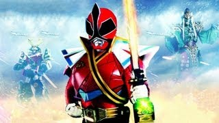 Power Rangers Super Samurai Trailer