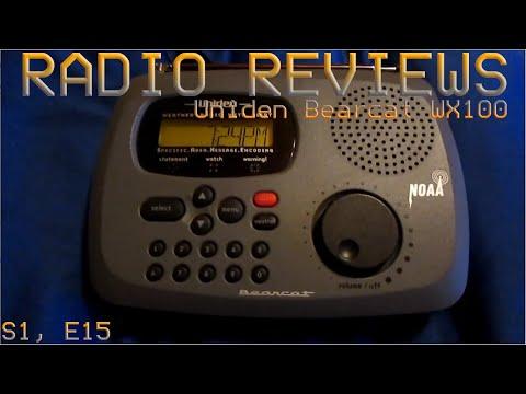 Radio Reviews: Uniden Bearcat WX100