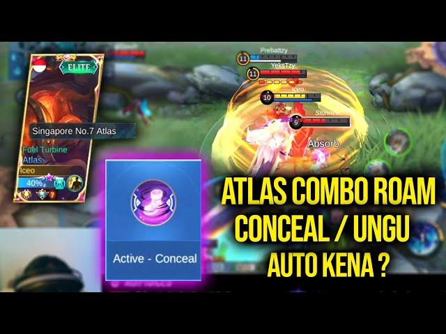 SUPREME ATLAS COBA ROAM CONCEAL / UNGU, AUTO NGEBUT ! REVIEW ROAM CONCEAL #31