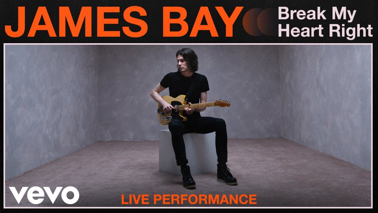 Bad James Bay Chords James Bay