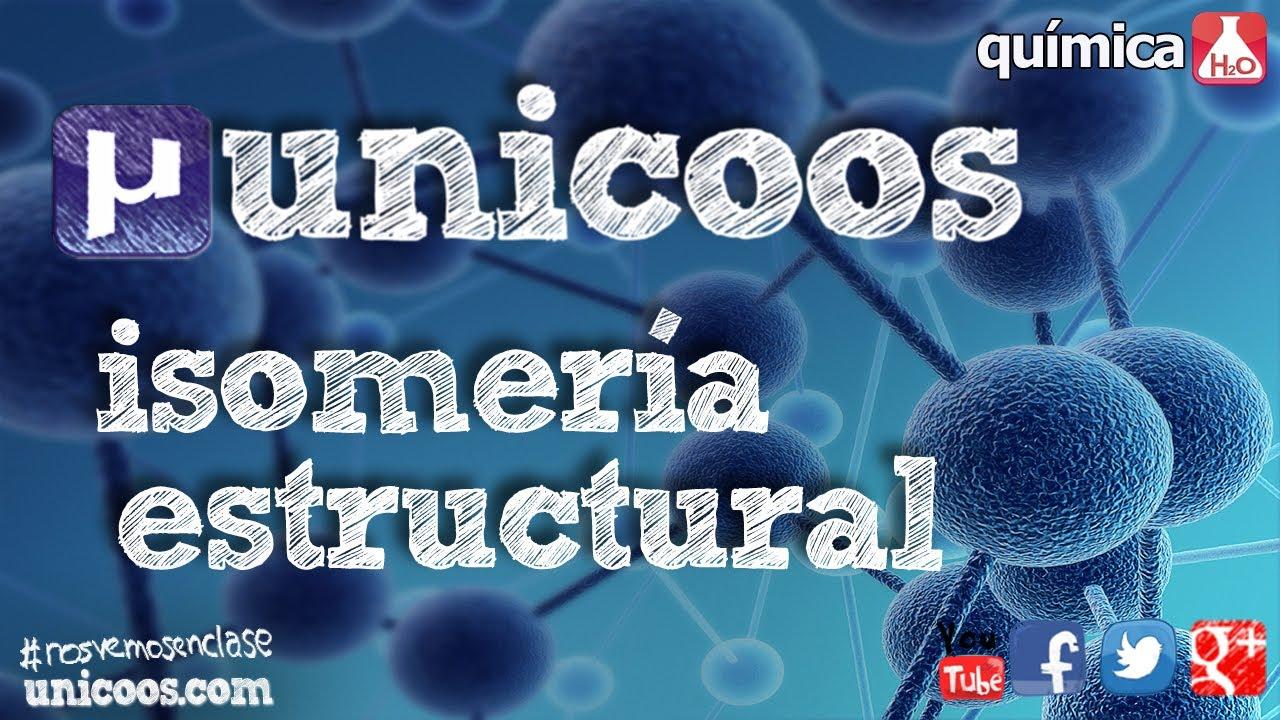 Química Isomeria Estructural De Cadena Bachillerato Organica Isomeros