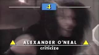 Alexander O'Neal - Criticize 1987