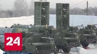 Отныне 'Триумфы' охраняют покой в московском небе