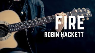 Bruce Springsteen, Fire - covered by Robin Hackett Band