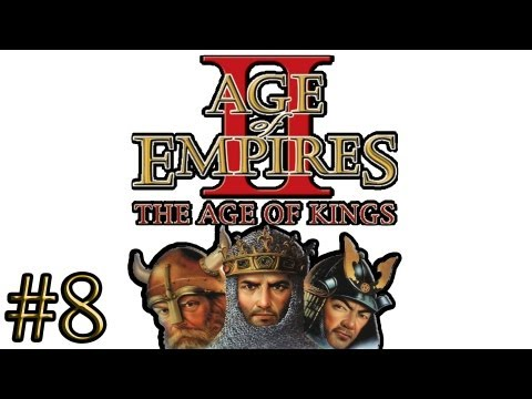 Age Of Empires 2 - Part 8 - The Maid of Orleans