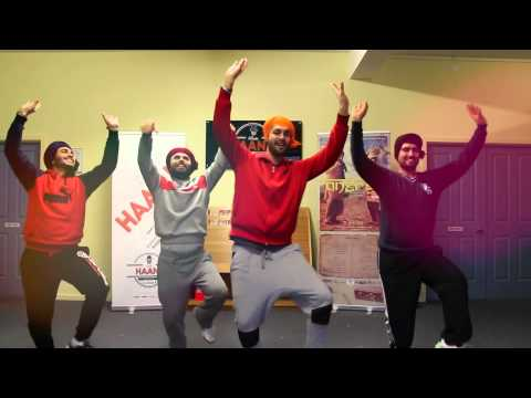 Angrej Movie Bhangra Promotional Video From Australian Boys - Radio Haanji1674AM