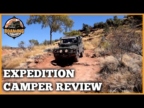 Land Rover Defender Expedition Camper Review