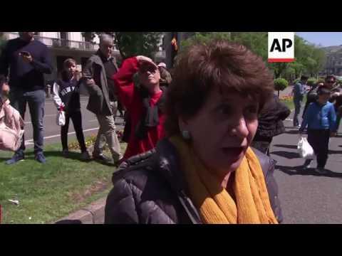 Demo demanding Spain govt quash labour reforms