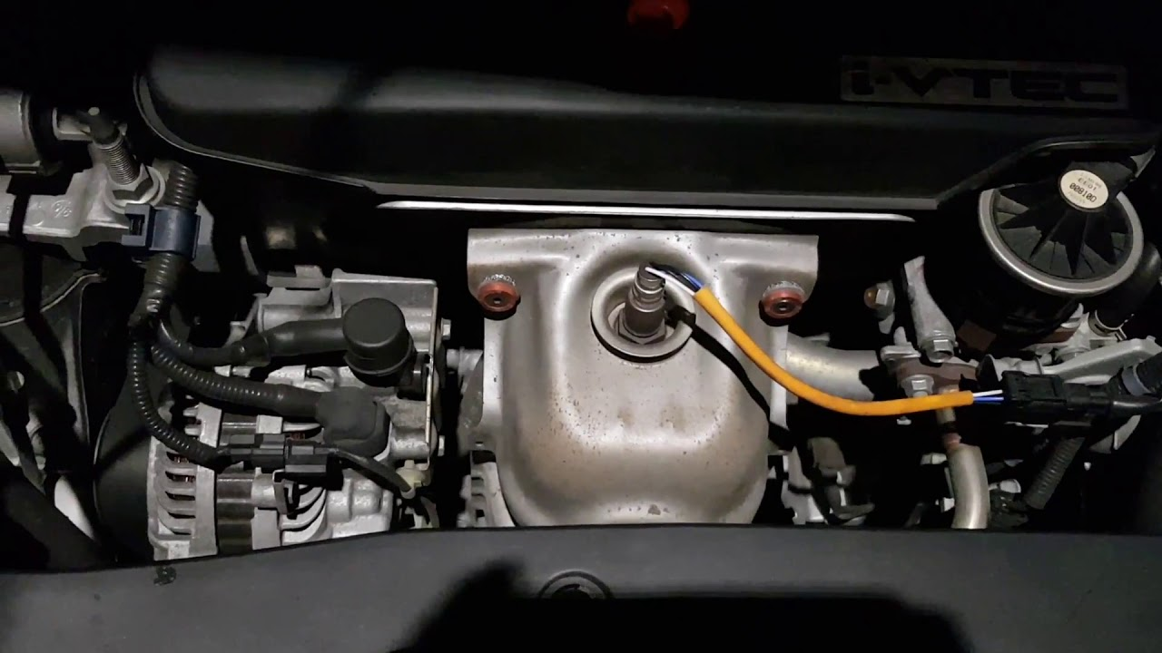 Servicing Honda Civic 8th Gen R18a2 1 8 Engine Ticking Noise After Valve Adjustment 2006 Honda Civic Forum