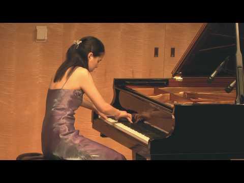 Ruby Chou - Brahms Rhapsody No. 1 in B minor, Op. 79 - April 23, 2010