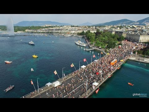 LAKE PARADE 2015 - Geneva, Switzerland