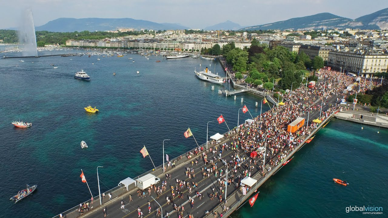 Lake Parade LAKE PARADE 2015 Geneva Switzerland YouTube