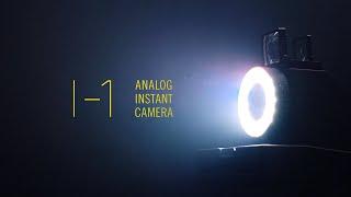 I-1 Analog Instant Camera - Commercial (2016)