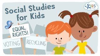 Social Studies for Kids Recycling, Civil Rights, The Right to Vote