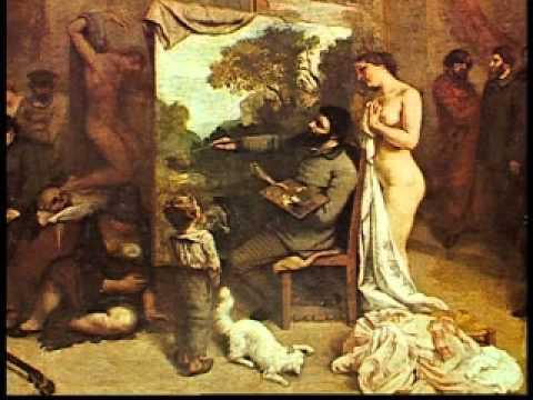 Gustave Courbet   Wielcy  Malarze