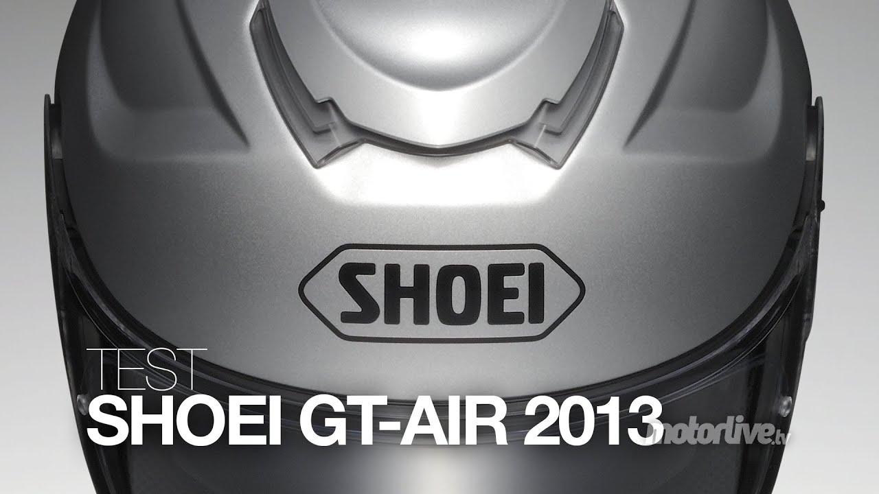 Test Demo Shoei Gt Air Premier Intégral Double écran Shoei