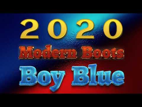 NEW ITALO DISCO - Modern Boots & Boy Blue  ( BCR 2020 )