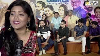 Pressure Cooker Movie Team Interview | Sai Ronak, Rahul Ramakrishna, Preethi Asrani