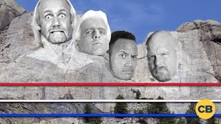 Mount Rushmore of Wrestling
