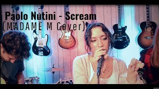 Paolo Nutini - Scream (MADAME M Cover | Live Session)
