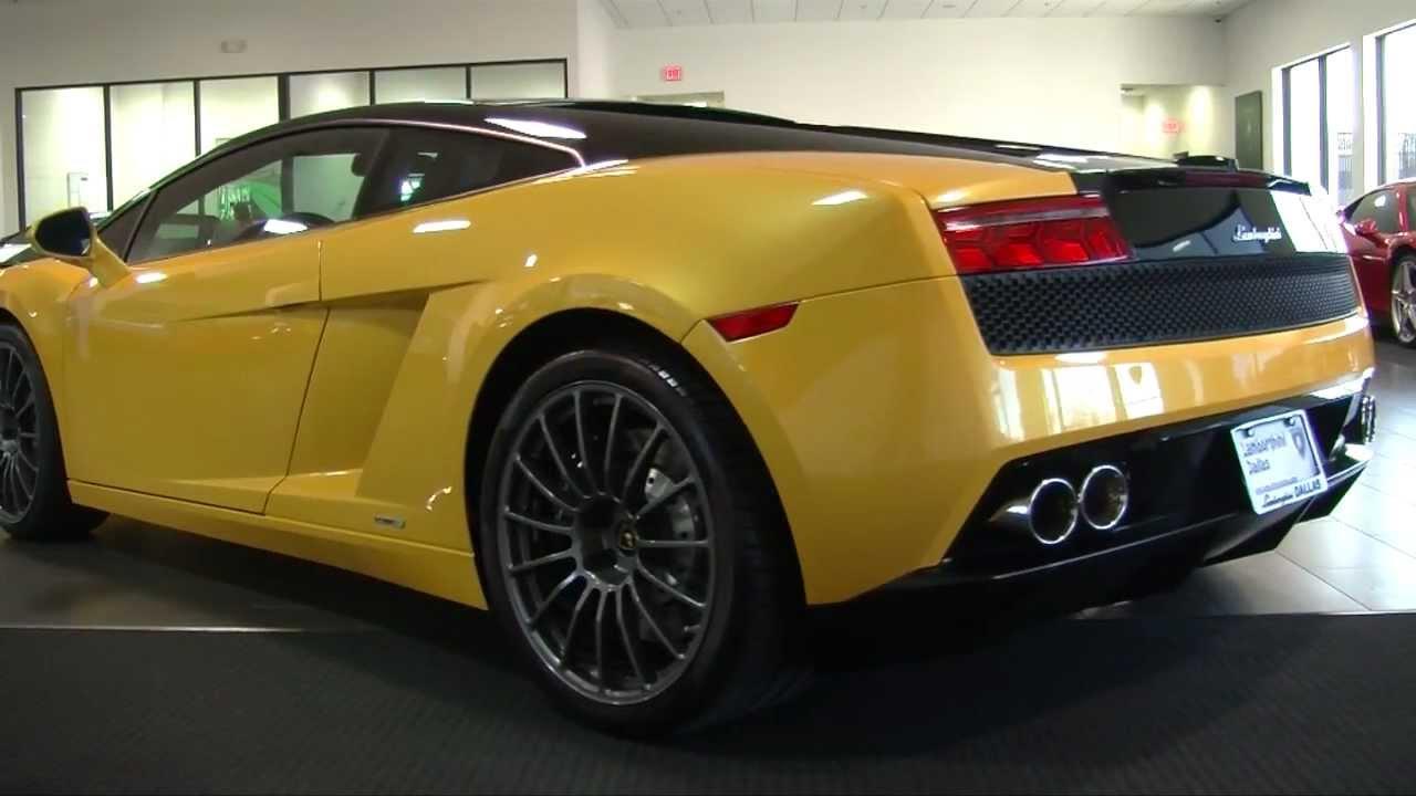 2011 Lamborghini Gallardo Bicolore Coupe For Sale In Dallas Youtube