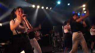 2019年8月24日、KissBeeWEST 東名阪バンドツアー初日のアンコール最終曲で披露された新曲「simple」の動画です。(最後のみ撮可)