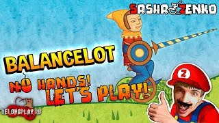 Balancelot Gameplay (Chin & Mouse Only)